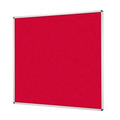 Deluxe Framed Felt Notice Board
