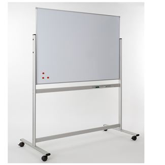 Mobile Magnetic Whiteboard | Fixed Position