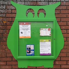 Notice Board Company Uk Buy Online External Wall Post