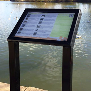 view Lectern & Interpretation Boards products