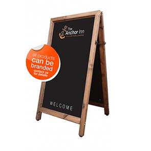 view Chalk Menu Boards products