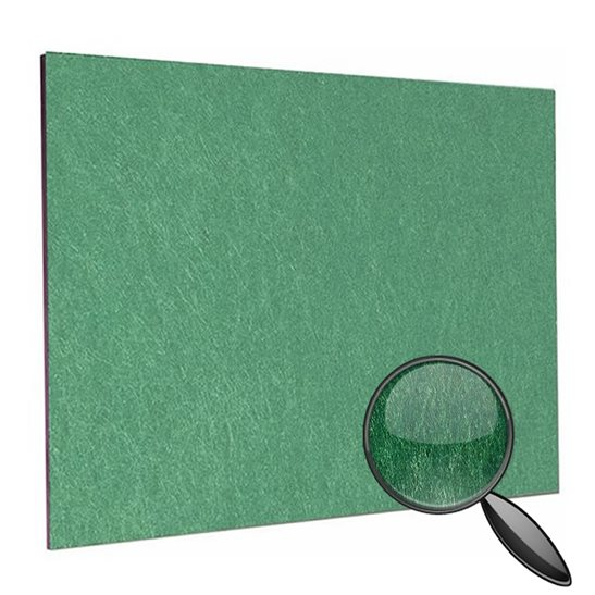 Frameless Polycolour Fire Resistant Board