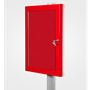 additional image for Lockable Post Mounted External Notice Board