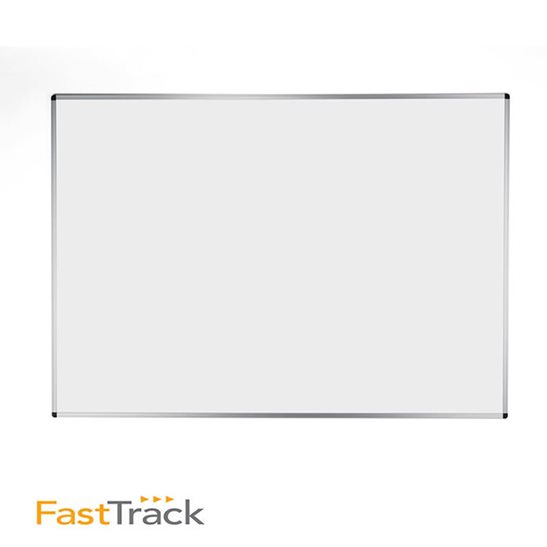Fast Track Dry Wipe Notice Board