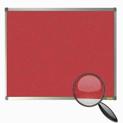 Aluminium Framed Forbo Nairn Bulletin Board