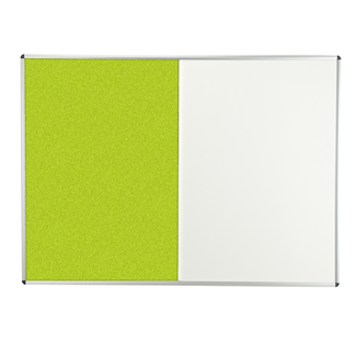Combination Lucia/ Magnetic Dry Wipe Notice board