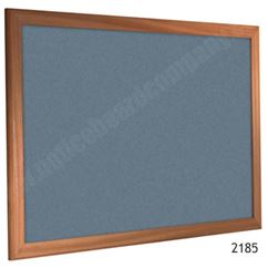 Solid Wood Framed Forbo Nairn Bulletin Board
