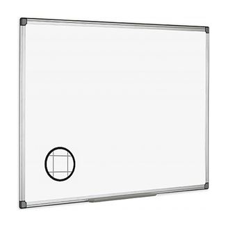 Contract Gridded Dry Whiteboard
