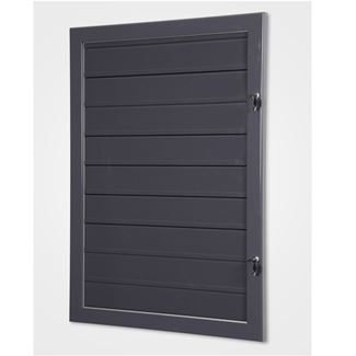 Grippit Wall Mounted Notice Board