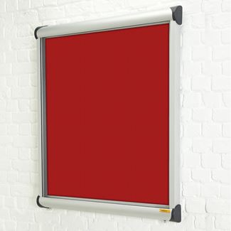 Metropolitan Wall Mounted External Notice Board