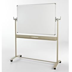 Mobile Magnetic Freestanding Whiteboard