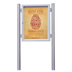 Poster Case 1000 External Notice Board