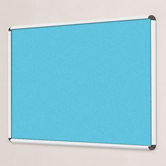 Colourway Loop Nylon Notice Board