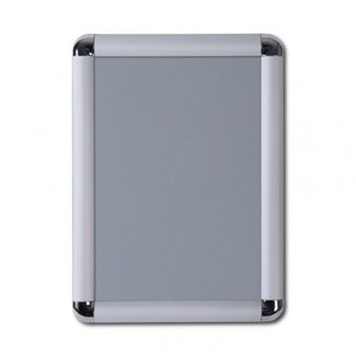 Snap Frame Poster Holder - Rounded Corners