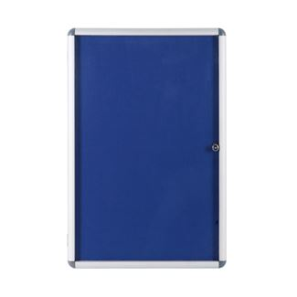 Contract Lockable Notice Board